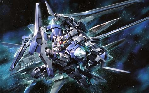 Hd Outer Space Pictures Outer Space Gundam Robots Futuristic Mecha Anime Mobile Suit Gundam 00 Wallpapers