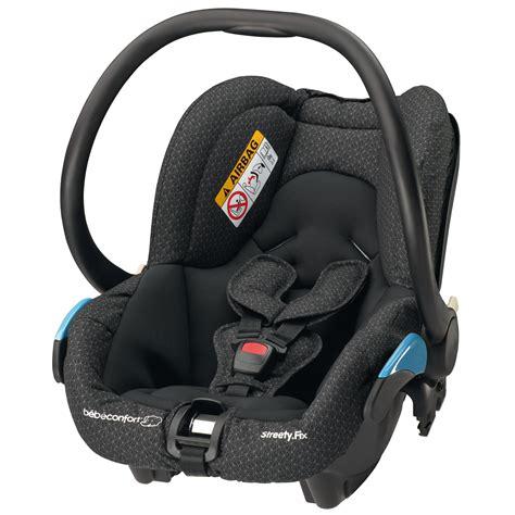 reducteur siege auto bebe confort streety fix de bébé confort siège auto groupe 0