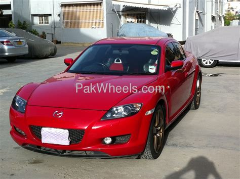 My New Mazda Rx8 2005 Type S