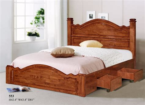 Designer Bett Holz by Wood Bed Designs With Box 553 Buy Wood Bed