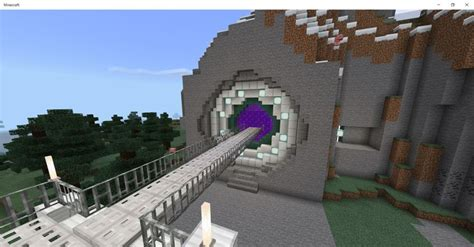 customizzed nether portal minecraft minecraft