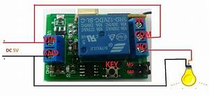 2018 Arduino Relay Kit 433m Uart 1channel Remote Control Wireless Controler Uno Mega2560 From