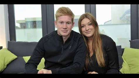 Kevin De Bruyne and his wife Michèle Lacroix - YouTube