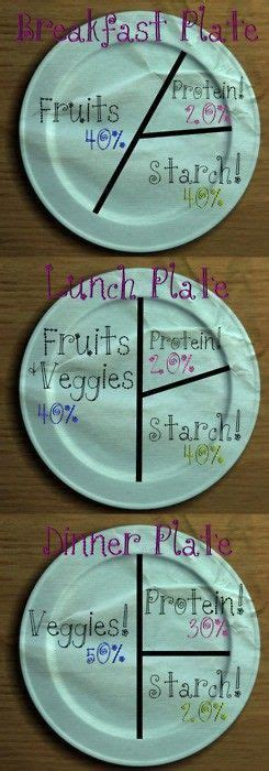 proportion cuisine proper meal proportions clean