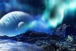 Winter Planet by Lairis77 on DeviantArt