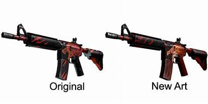Cs Skins Howl Most Weapon Expensive Csgo