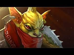 Dota 2 Hero Spotlight Gondar The Bounty Hunter YouTube