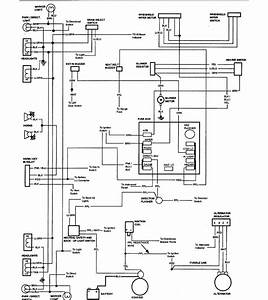 1972 Chevrolet El Camino Wiring Diagram Part 2  61789