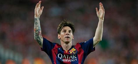 Lionel Messi Illuminati by Lionel Messis For His Tattoos Is Beyond Words