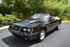 1984 Ford Mustang GT Turbo for sale #129998   MCG