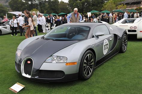 Bugatti Veyron Gathering At The Quail Photo