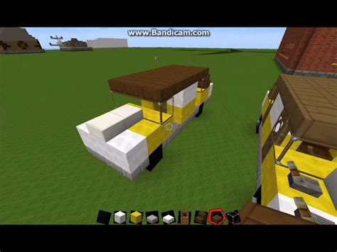 How To Build Car by Minecraft How To Build A Car