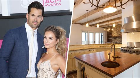 Eric and Jessie James Decker?s beautiful home is on the
