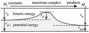 Energy Diagram Of An Exothermic Reaction  The Total Energy