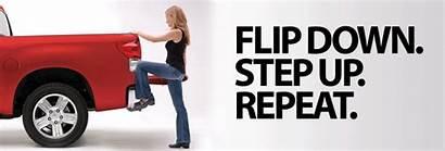 Step Truck Bed Bedstep Power Tailgate Slider