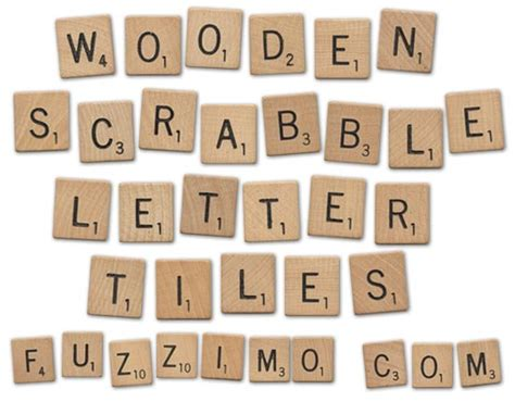 Printable Scrabble Tiles For Word Work by Words Free Scrabble