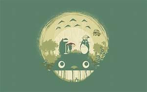 Desktop Wallpaper ~ My Neighbor Totoro