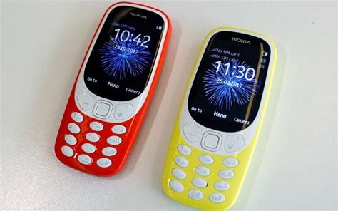 new nokia phone nokia 3310 launched at mwc 2017 specifications price and