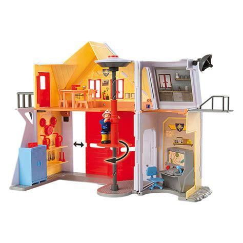 magasin accessoire de cuisine caserne sam le pompier smoby king jouet héros univers
