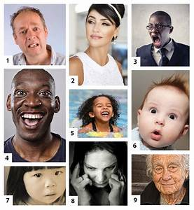Seeing Emotion in Facial Expressions | Thoughtful Learning ...