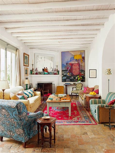Interior Design│moorish House In Seville