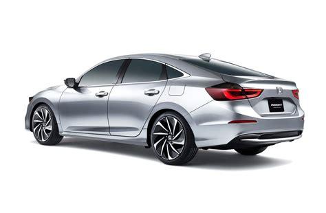 First Look 2019 Honda Insight Testdriventv