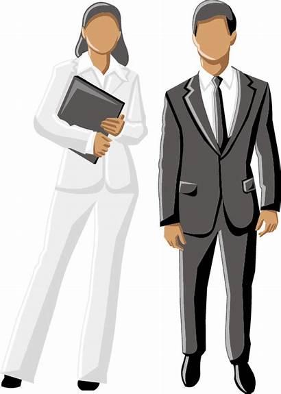 Clipart Professional Entrepreneur Woman Transparent Business Clip