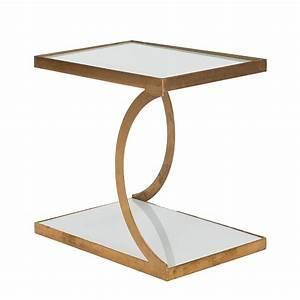Table D Appoint Doré : table d 39 appoint sullivan dor safavieh le fait main ~ Teatrodelosmanantiales.com Idées de Décoration