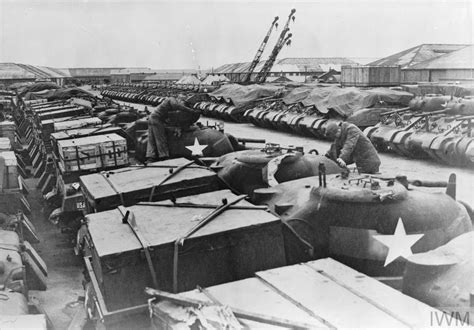 Preparations For Operation Overlord (the Normandy Landings