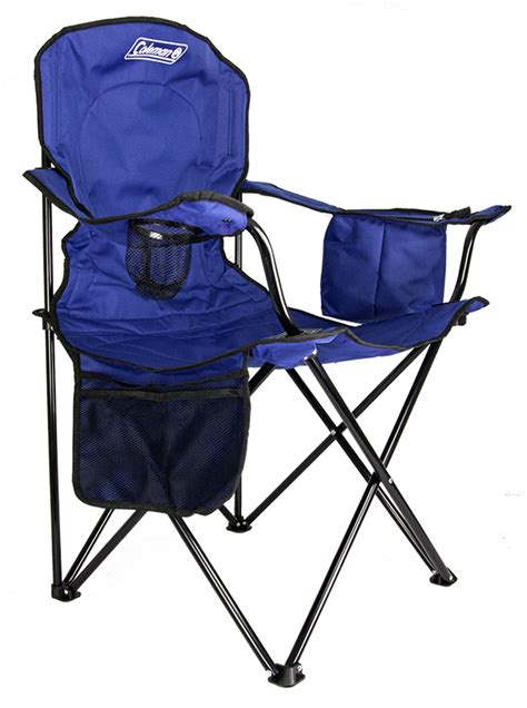 Coleman Oversized Chair With Cooler Pouch by 2 Coleman Cing Outdoor Oversized Chairs W