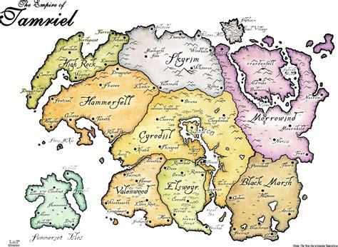 dungeon siege 3 maps nirn