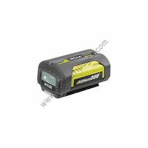 Batterie Ryobi 36v : ryobi bpl3626 batterie lithium ion 36v 2 6ah ~ Farleysfitness.com Idées de Décoration