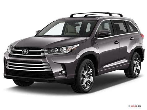 Toyota Highlander Prices, Reviews And Pictures  Us News