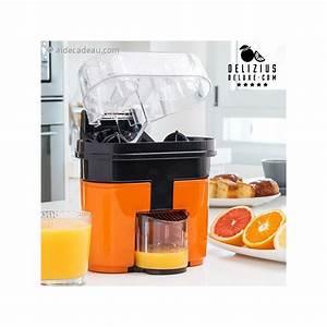 Machine Jus D Orange : machine lectrique double presse agrumes jus d 39 orange ~ Farleysfitness.com Idées de Décoration