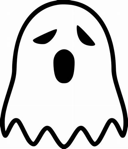 Ghost Icon Svg Onlinewebfonts