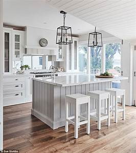the top kitchen trends of 2018 revealed daily mail online With kitchen cabinet trends 2018 combined with numbers stickers