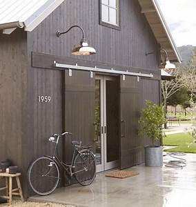 sliding barn doors picmia With barn doors over sliding glass doors