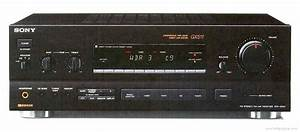 Sony Str-gx511 - Manual - Am  Fm Stereo Receiver