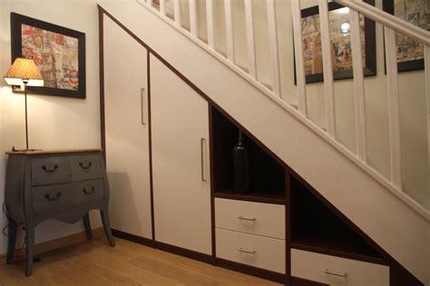 mobilier de bureau 974 placard sous escalier sur mesure nantes vannes