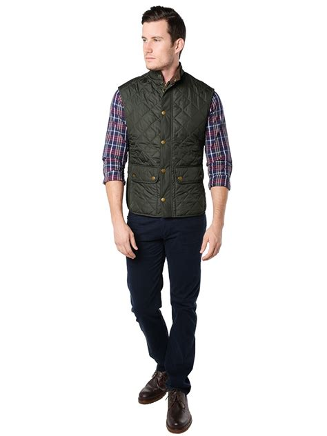 mens quilted vest barbour mens quilted vest
