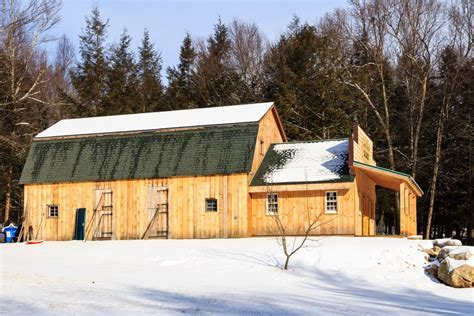 Western Saloons: Designed & Built: The Barn Yard & Great