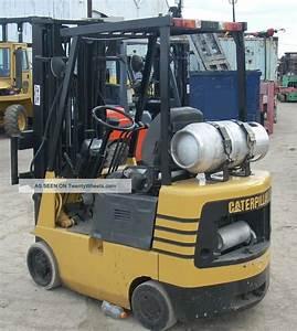 1998 Caterpillar Gc18 Forklifts