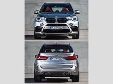2015 BMW X5 M F85 specifications, photo, price