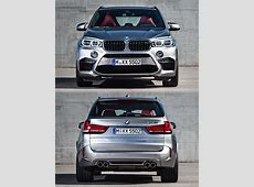 2015 BMW X5 M F85 specifications, photo, price