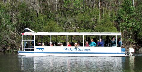 Wakulla Springs Boat Tour by Panama City Extended Stay 171 R J Tours