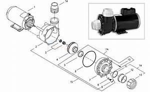 Aqua-flo Xp2e Parts
