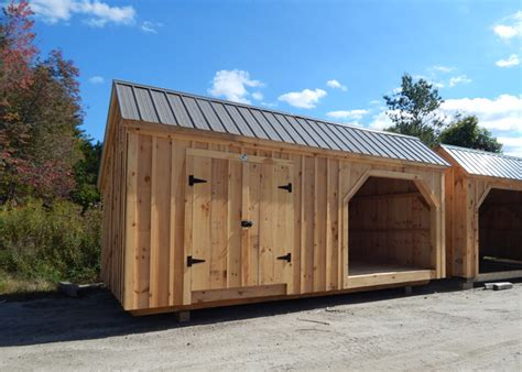 12x20 Shed by 12x20 Shed Plans Equipment Shed Plans Jamaica Cottage Shop