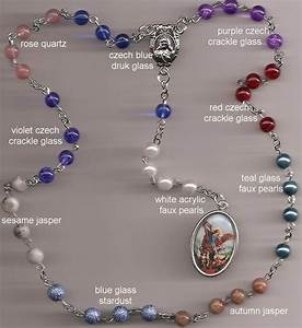 St  Michael The Archangel Chaplet