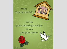 Mawlid alNabi Wishes For Your Family! Free Mawlid alNabi