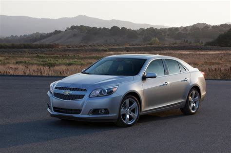 2013 Chevrolet Malibu Reviews And Rating